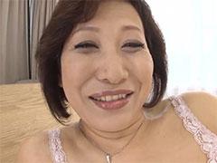 笑顔が素敵な還暦熟女