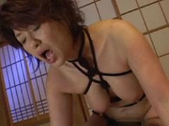 熟女の調教セックス