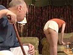 義父の性介護