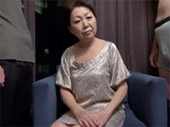 高齢熟女のエロ動画