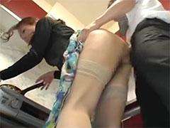 彼女のお母さんとセックス