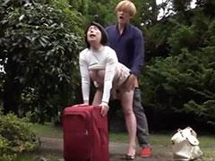 妻の母親と不倫旅行