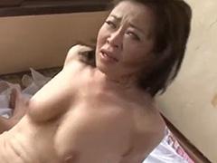 セックスがすごい熟年のおばさん
